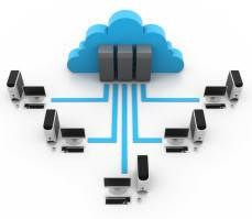 Resource Sharing with Cloud Computing